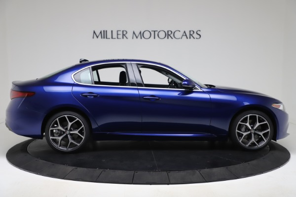 New 2020 Alfa Romeo Giulia Ti Q4 for sale $49,245 at Bentley Greenwich in Greenwich CT 06830 9