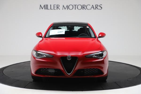 New 2020 Alfa Romeo Giulia Ti Q4 for sale $42,745 at Bentley Greenwich in Greenwich CT 06830 11