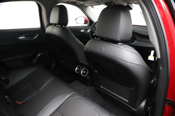 New 2020 Alfa Romeo Giulia Ti Q4 for sale $42,745 at Bentley Greenwich in Greenwich CT 06830 27