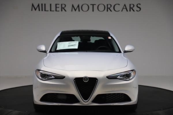 New 2020 Alfa Romeo Giulia Ti Q4 for sale $52,345 at Bentley Greenwich in Greenwich CT 06830 12