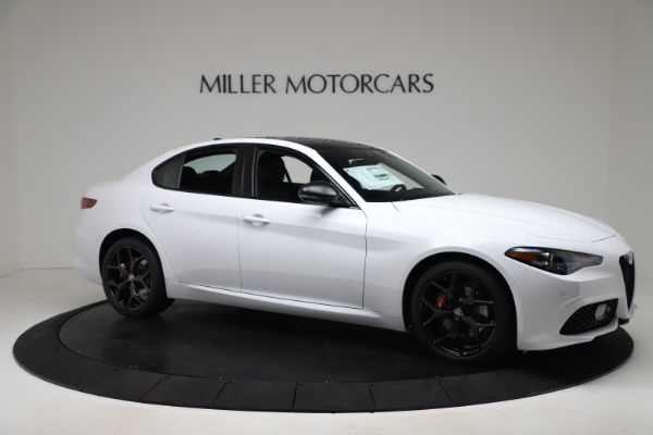 New 2020 Alfa Romeo Giulia Sport Q4 for sale $49,145 at Bentley Greenwich in Greenwich CT 06830 10