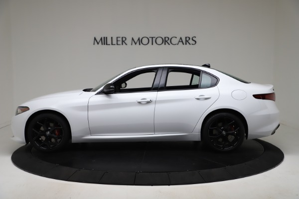 New 2020 Alfa Romeo Giulia Sport Q4 for sale $49,145 at Bentley Greenwich in Greenwich CT 06830 3