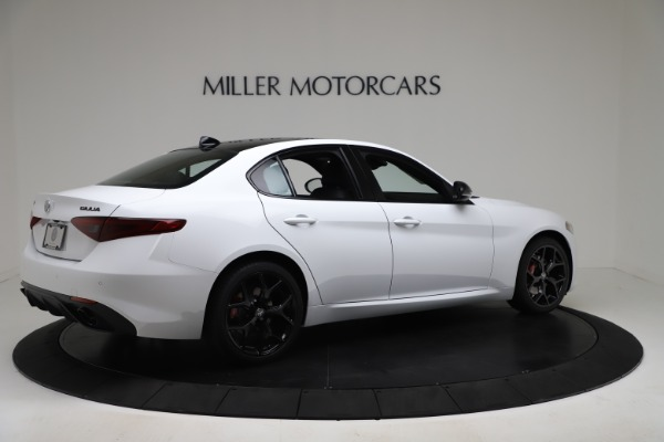 New 2020 Alfa Romeo Giulia Sport Q4 for sale $49,145 at Bentley Greenwich in Greenwich CT 06830 8