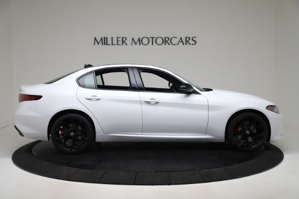 New 2020 Alfa Romeo Giulia Sport Q4 for sale $49,145 at Bentley Greenwich in Greenwich CT 06830 9