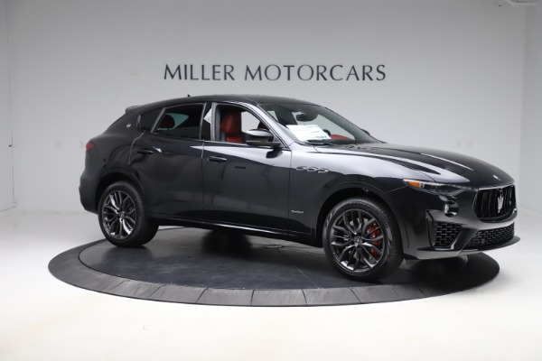 New 2020 Maserati Levante S Q4 GranSport for sale $99,985 at Bentley Greenwich in Greenwich CT 06830 10