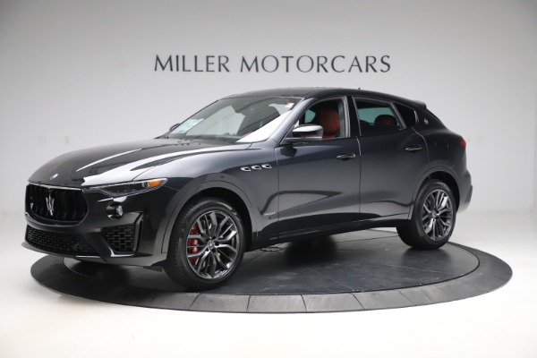 New 2020 Maserati Levante S Q4 GranSport for sale $99,985 at Bentley Greenwich in Greenwich CT 06830 2