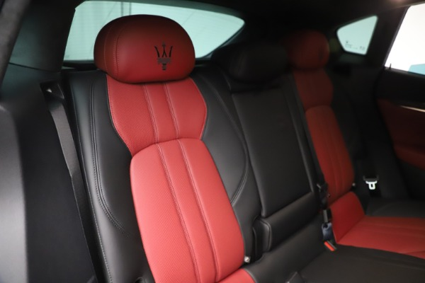 New 2020 Maserati Levante S Q4 GranSport for sale $99,985 at Bentley Greenwich in Greenwich CT 06830 26