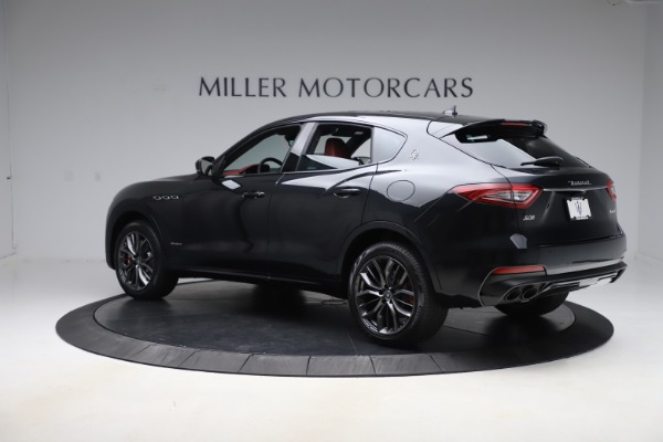 New 2020 Maserati Levante S Q4 GranSport for sale $99,985 at Bentley Greenwich in Greenwich CT 06830 4