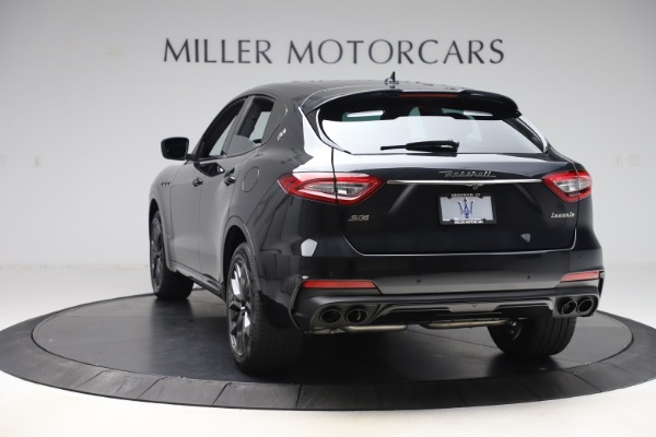 New 2020 Maserati Levante S Q4 GranSport for sale $99,985 at Bentley Greenwich in Greenwich CT 06830 5