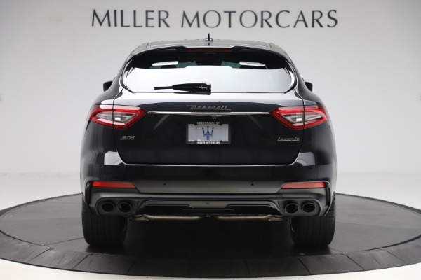 New 2020 Maserati Levante S Q4 GranSport for sale $99,985 at Bentley Greenwich in Greenwich CT 06830 6