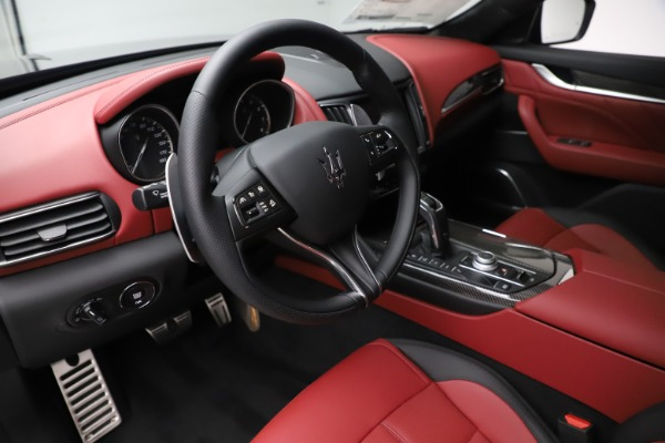 New 2020 Maserati Levante S Q4 GranSport for sale $99,985 at Bentley Greenwich in Greenwich CT 06830 13