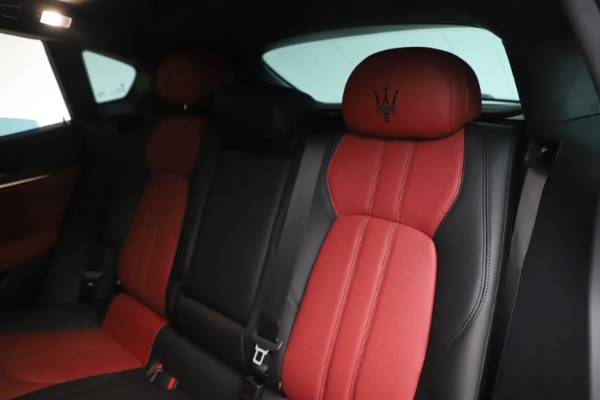 New 2020 Maserati Levante S Q4 GranSport for sale $99,985 at Bentley Greenwich in Greenwich CT 06830 18