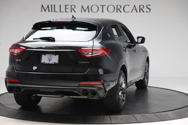 New 2020 Maserati Levante S Q4 GranSport for sale $99,985 at Bentley Greenwich in Greenwich CT 06830 7