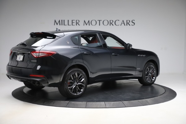New 2020 Maserati Levante S Q4 GranSport for sale $99,985 at Bentley Greenwich in Greenwich CT 06830 8