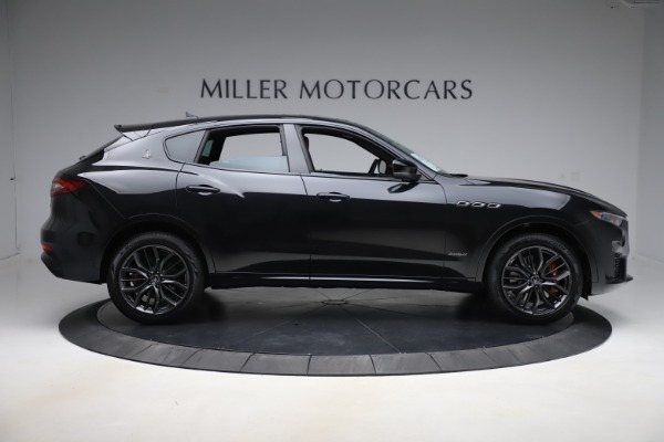 New 2020 Maserati Levante S Q4 GranSport for sale $99,985 at Bentley Greenwich in Greenwich CT 06830 9