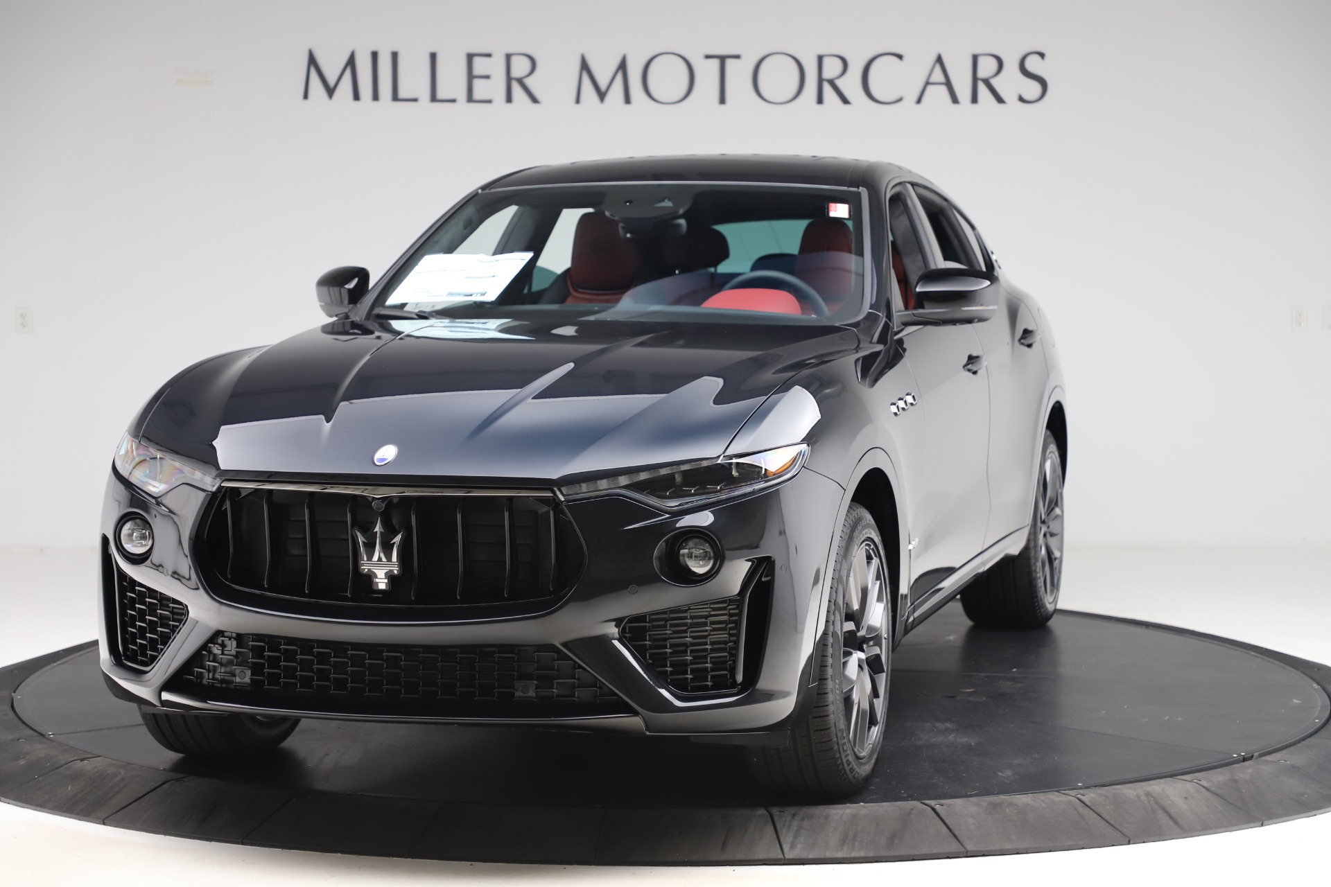 New 2020 Maserati Levante S Q4 GranSport for sale $99,985 at Bentley Greenwich in Greenwich CT 06830 1
