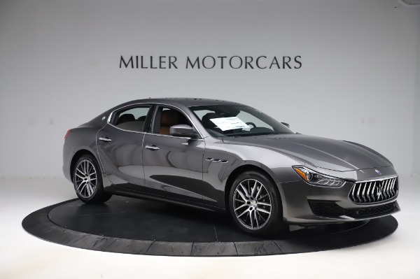 New 2020 Maserati Ghibli S Q4 for sale $82,385 at Bentley Greenwich in Greenwich CT 06830 10