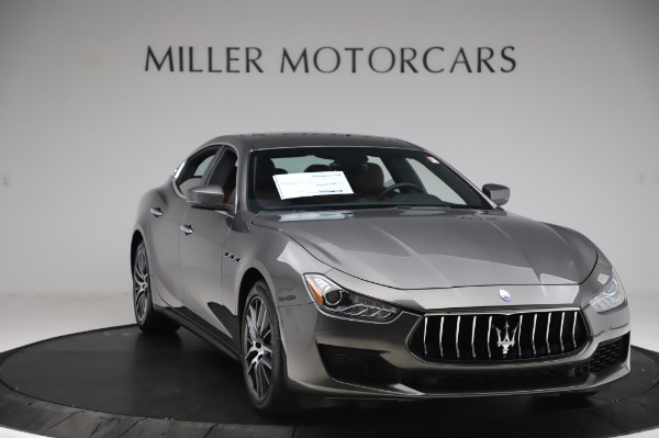 New 2020 Maserati Ghibli S Q4 for sale $82,385 at Bentley Greenwich in Greenwich CT 06830 11