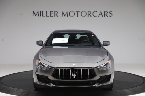 New 2020 Maserati Ghibli S Q4 for sale $82,385 at Bentley Greenwich in Greenwich CT 06830 12