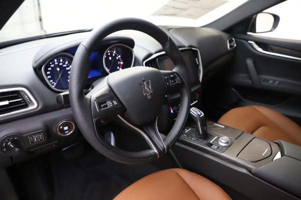 New 2020 Maserati Ghibli S Q4 for sale $82,385 at Bentley Greenwich in Greenwich CT 06830 13