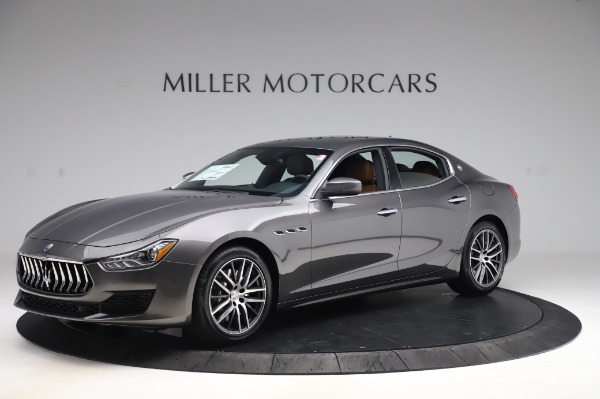 New 2020 Maserati Ghibli S Q4 for sale $82,385 at Bentley Greenwich in Greenwich CT 06830 2