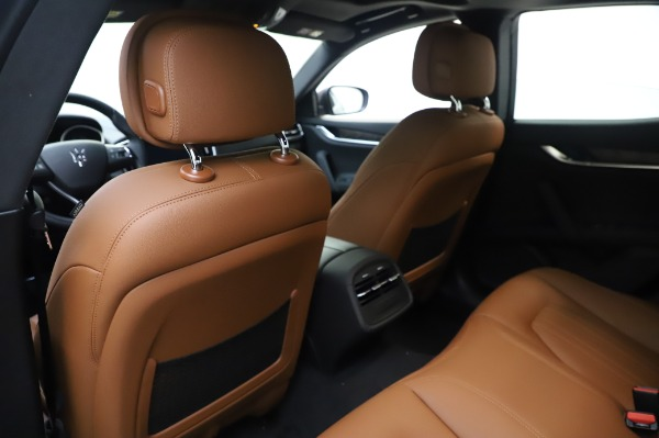 New 2020 Maserati Ghibli S Q4 for sale $82,385 at Bentley Greenwich in Greenwich CT 06830 20