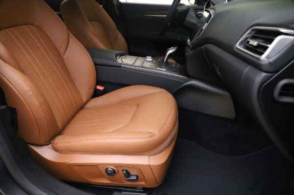 New 2020 Maserati Ghibli S Q4 for sale $82,385 at Bentley Greenwich in Greenwich CT 06830 24