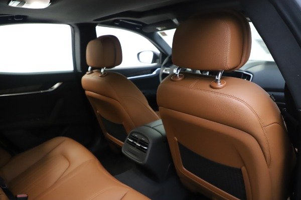 New 2020 Maserati Ghibli S Q4 for sale $82,385 at Bentley Greenwich in Greenwich CT 06830 28
