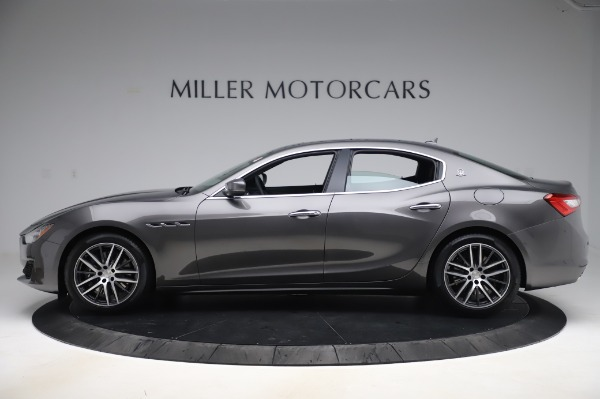 New 2020 Maserati Ghibli S Q4 for sale $82,385 at Bentley Greenwich in Greenwich CT 06830 3