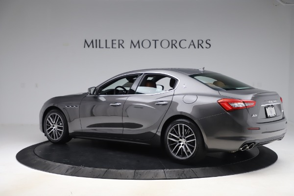 New 2020 Maserati Ghibli S Q4 for sale $82,385 at Bentley Greenwich in Greenwich CT 06830 4
