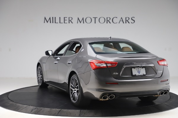 New 2020 Maserati Ghibli S Q4 for sale $82,385 at Bentley Greenwich in Greenwich CT 06830 5