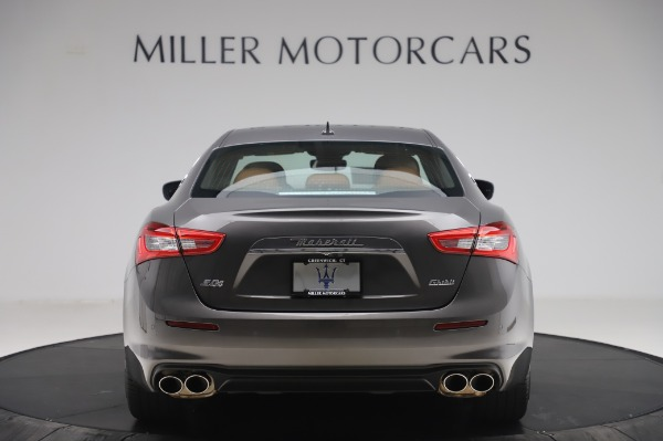 New 2020 Maserati Ghibli S Q4 for sale $82,385 at Bentley Greenwich in Greenwich CT 06830 6