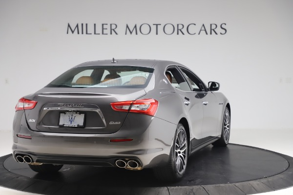 New 2020 Maserati Ghibli S Q4 for sale $82,385 at Bentley Greenwich in Greenwich CT 06830 7