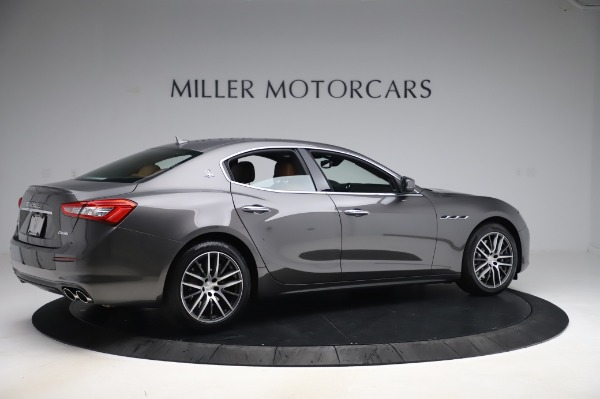 New 2020 Maserati Ghibli S Q4 for sale $82,385 at Bentley Greenwich in Greenwich CT 06830 8