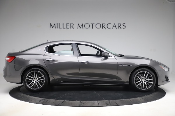 New 2020 Maserati Ghibli S Q4 for sale $82,385 at Bentley Greenwich in Greenwich CT 06830 9