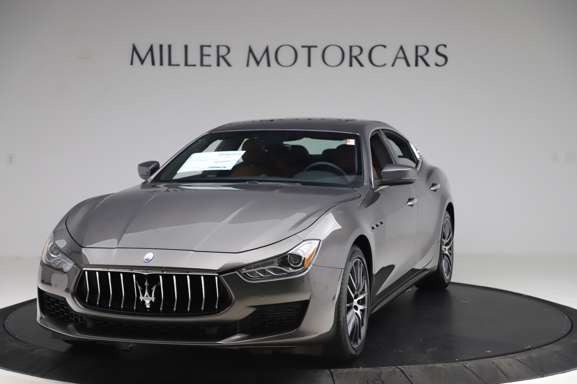 New 2020 Maserati Ghibli S Q4 for sale $82,385 at Bentley Greenwich in Greenwich CT 06830 1