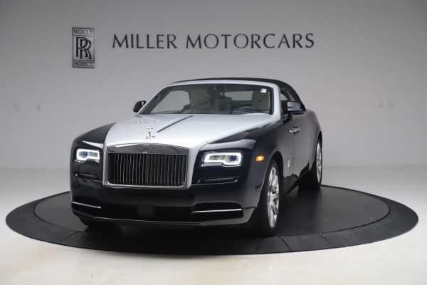 Used 2017 Rolls-Royce Dawn Base for sale Call for price at Bentley Greenwich in Greenwich CT 06830 10