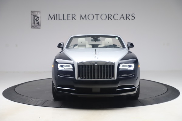 Used 2017 Rolls-Royce Dawn Base for sale Call for price at Bentley Greenwich in Greenwich CT 06830 2