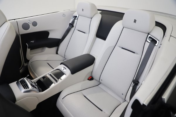 Used 2017 Rolls-Royce Dawn Base for sale Call for price at Bentley Greenwich in Greenwich CT 06830 20