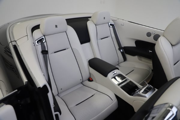 Used 2017 Rolls-Royce Dawn Base for sale Call for price at Bentley Greenwich in Greenwich CT 06830 21