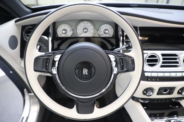 Used 2017 Rolls-Royce Dawn Base for sale Call for price at Bentley Greenwich in Greenwich CT 06830 22