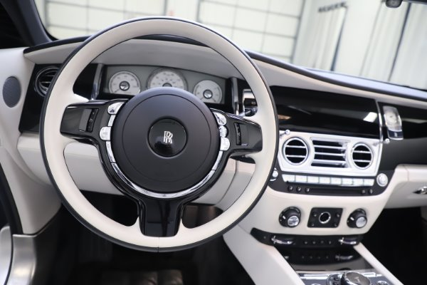 Used 2017 Rolls-Royce Dawn Base for sale Call for price at Bentley Greenwich in Greenwich CT 06830 23