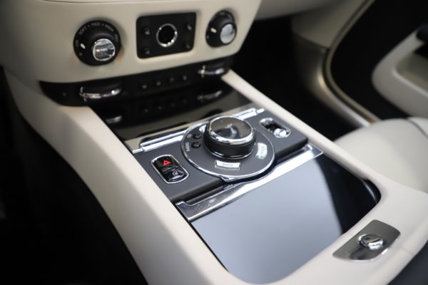 Used 2017 Rolls-Royce Dawn Base for sale Call for price at Bentley Greenwich in Greenwich CT 06830 24