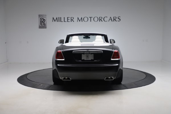 Used 2017 Rolls-Royce Dawn Base for sale Call for price at Bentley Greenwich in Greenwich CT 06830 5