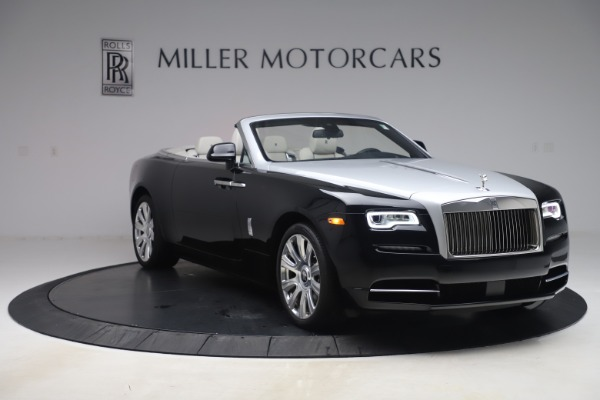 Used 2017 Rolls-Royce Dawn Base for sale Call for price at Bentley Greenwich in Greenwich CT 06830 8