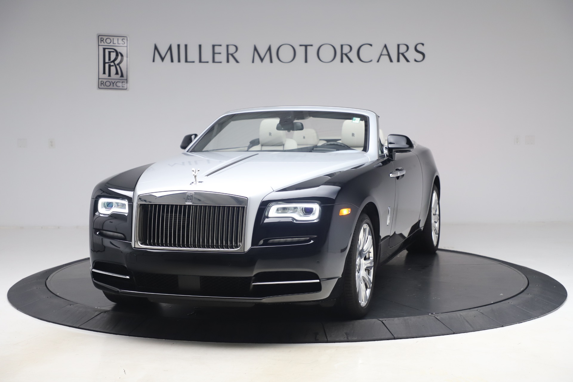 Used 2017 Rolls-Royce Dawn Base for sale Call for price at Bentley Greenwich in Greenwich CT 06830 1