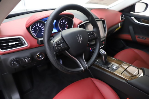 New 2020 Maserati Ghibli S Q4 for sale Sold at Bentley Greenwich in Greenwich CT 06830 13