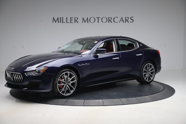 New 2020 Maserati Ghibli S Q4 for sale Sold at Bentley Greenwich in Greenwich CT 06830 2
