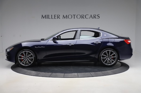 New 2020 Maserati Ghibli S Q4 for sale Sold at Bentley Greenwich in Greenwich CT 06830 3