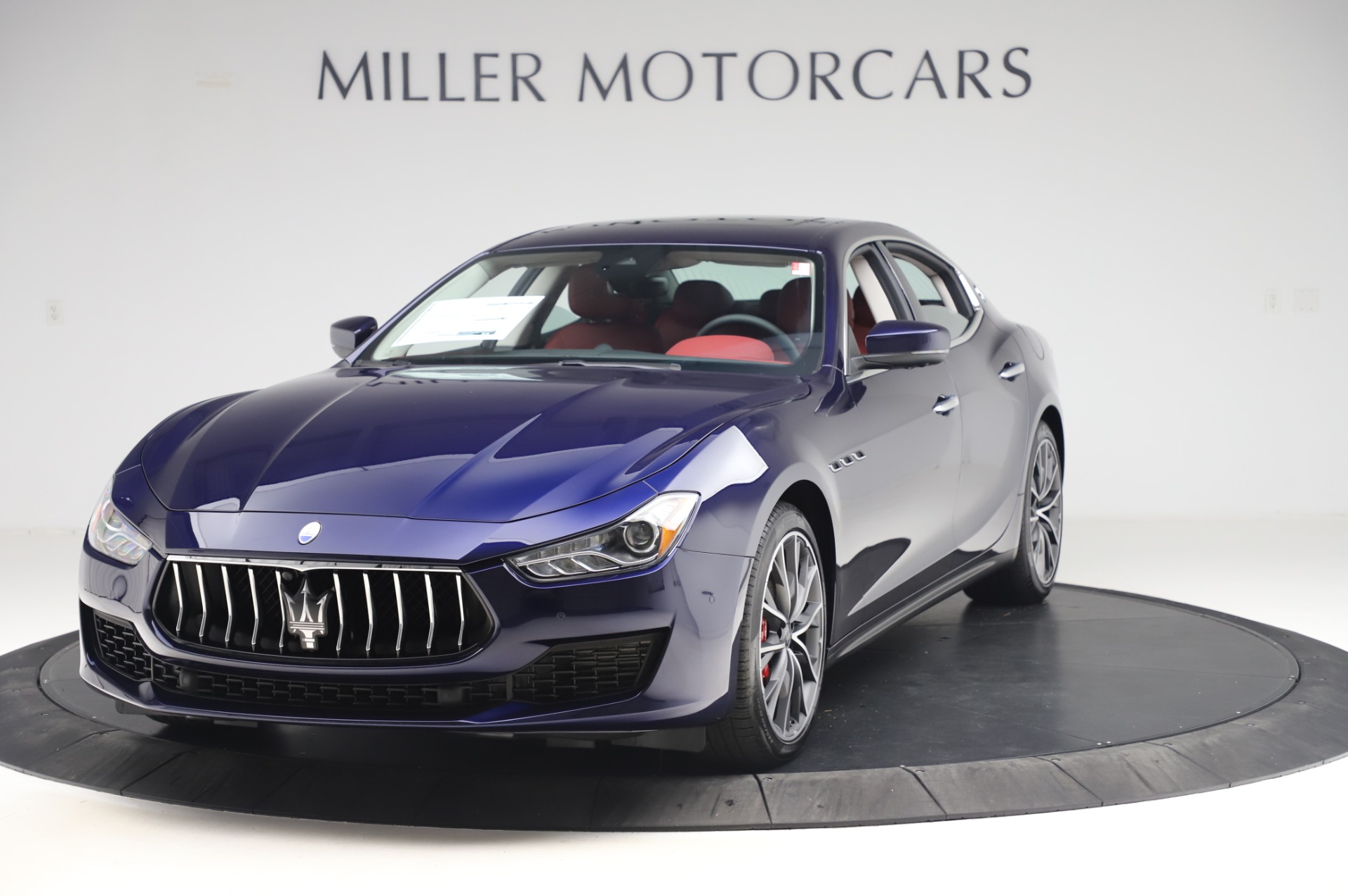 New 2020 Maserati Ghibli S Q4 for sale Sold at Bentley Greenwich in Greenwich CT 06830 1